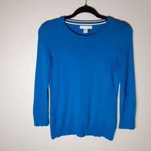 Banana Republic Blue Sweater Size XS